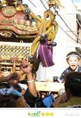 ハルさん:牛嶋神社大祭