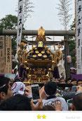 二郎さん: 三社祭