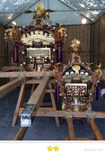 岡倉司郎さん:鉄砲洲稲荷神社例大祭  湊三丁目大小神輿