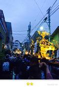 keijiさん:三社祭