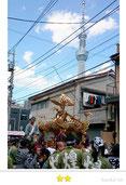 牛さん: 牛嶋神社祭礼