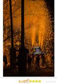 すばるαさん: 手力の火祭