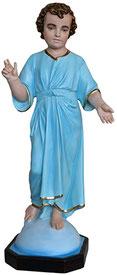 Divine Child statue cm. 104
