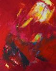 FIEBER Acryl / Lwd. 100 x 80 cm