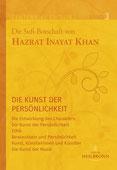 Jubiläumsausgabe Band 3 - Die Kunst der Persölichkeit Hazrat Inayat Khan - Verlag Heilbronn
