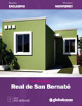 Casas en San Bernabe