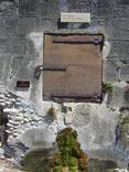 fontaine de Pisse vieille