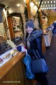 Sophia Venus / Shopping / eventphoto-leo / Sängerin / Weihnachten