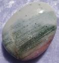 Jaspe océan pierre gemme,  Pierres de Lumière Saint Rémy de Provence, pierre roulée, pierre brute, galet, lithothérapie, vertus, propriétés, ésotérisme