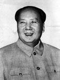 中国の毛沢東元国家主席は、沖縄の日本復帰を支持していた