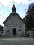 Auch an der Brigida Kapelle in Berlotte (B) kommen wir vorbei.