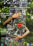 Rencontres du bien être à Tours, arts, santé, nature - Via Energetica