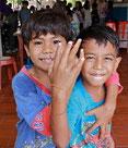 マレーシアの子ども達