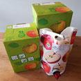 Süssmost aus 100% Apfelsaft pasteurisiert und abgefüllt in Bag in Box