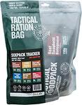 Tactical Foodpack - Tracker gefriergetrocknete Premium Mahlzeiten - Instant Outdoor Nahrung für Camping, Trekking und Büro Natürliche Zutaten, schnelle