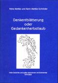 Petra Mettke, Karin Mettke-Schröder/Gedichtband/2004/ISBN 978-3-833421-38-9