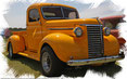 Logo mit Link zum Originalbild 1939 Chevrolet pick-up