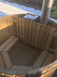 Badefass Badezuber Sauna