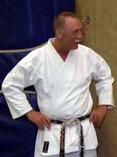 Sensei Heinrich Reimer (6. Dan Wado-Ryu,  8. Dan AKS)