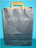 blauwe papieren draagtassen tasjes online kopen bestellen versteden webwinkel tilburg