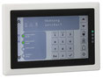 Touch-Bedienteil BT 800 aP von Telenot; presented by SafeTech