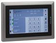 Touch-Bedienteil BT800 aP von Telenot; presentedy by SafeTech