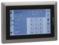 Touch-Bedienteil BT800 aP von Telenot; presentedy by SafeTech