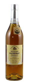 Du Peyrat Organic Selection Cognac receives 92 points at Ultimate Spirits Challenge 2015