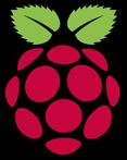 Logo du raspberry Pi