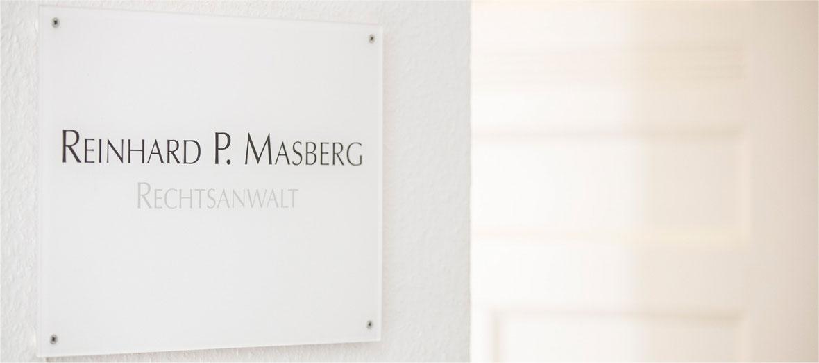 Rechtsanwalt Reinhard P. Masberg