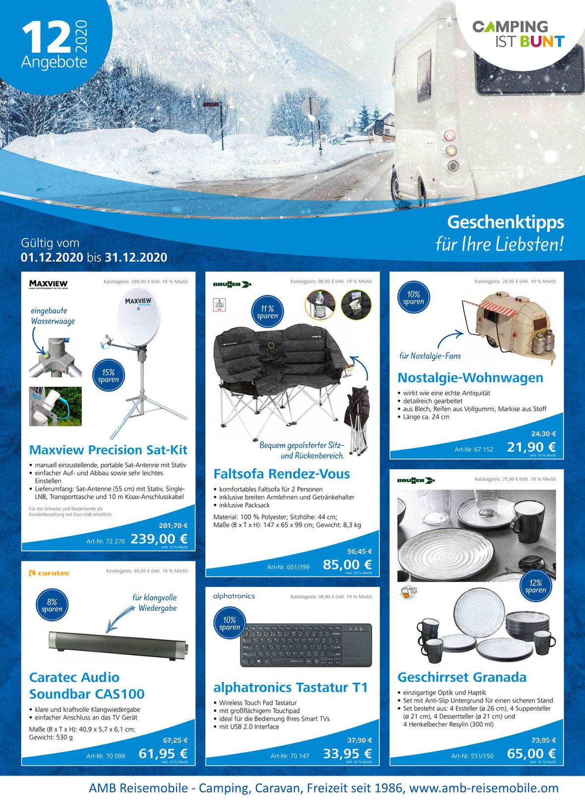 Frankana Freiko Camping Shop Angebote Dezember