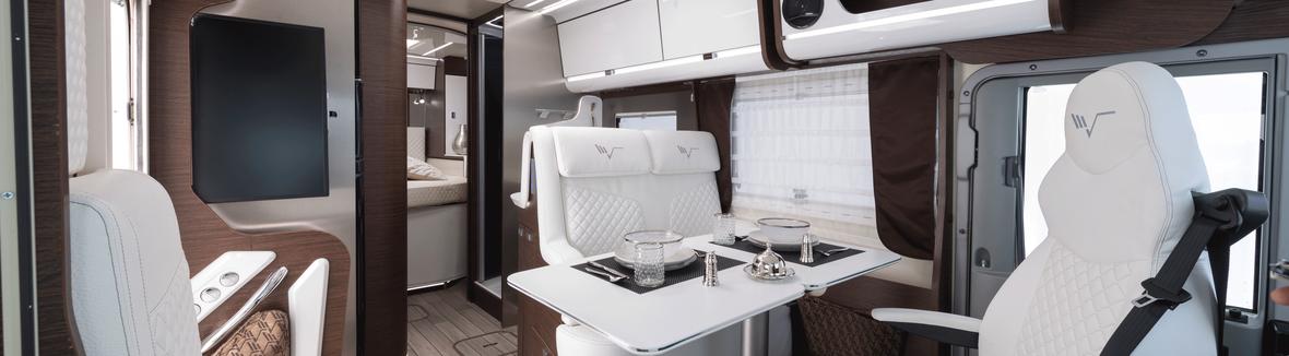 Innenfoto Mobilveta K-Yacht Tekno Design 89