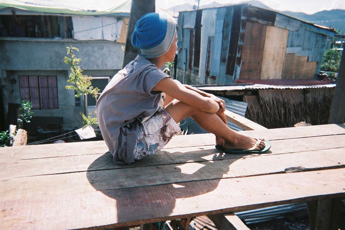Adrian Cedrick A. Roquero, 12, Tacloban