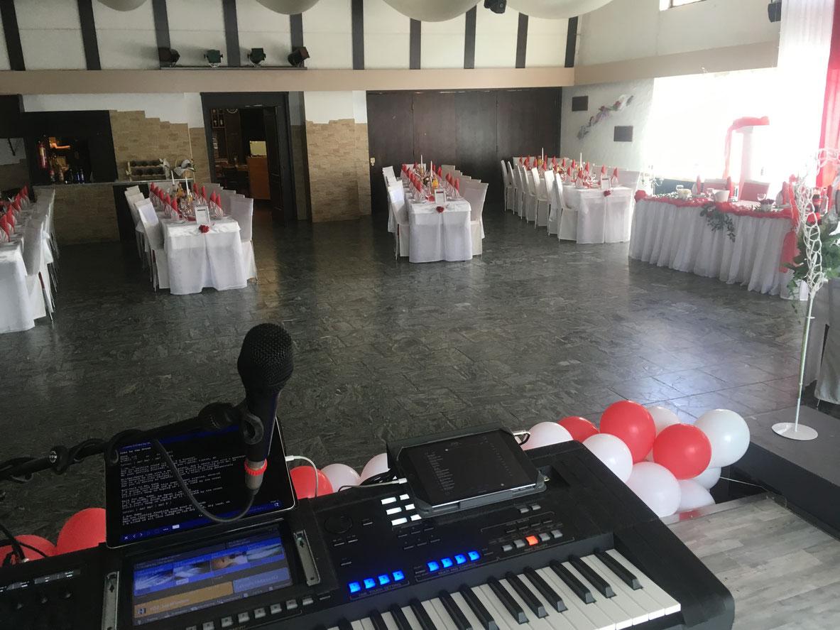 Als Pianist in Coburg