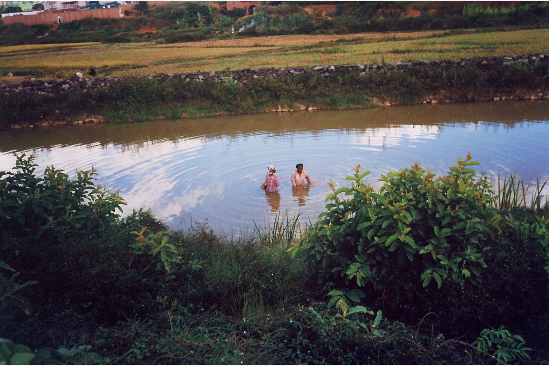 Rajo Andriamboavonjy, 13, Antananarivo, Madagascar