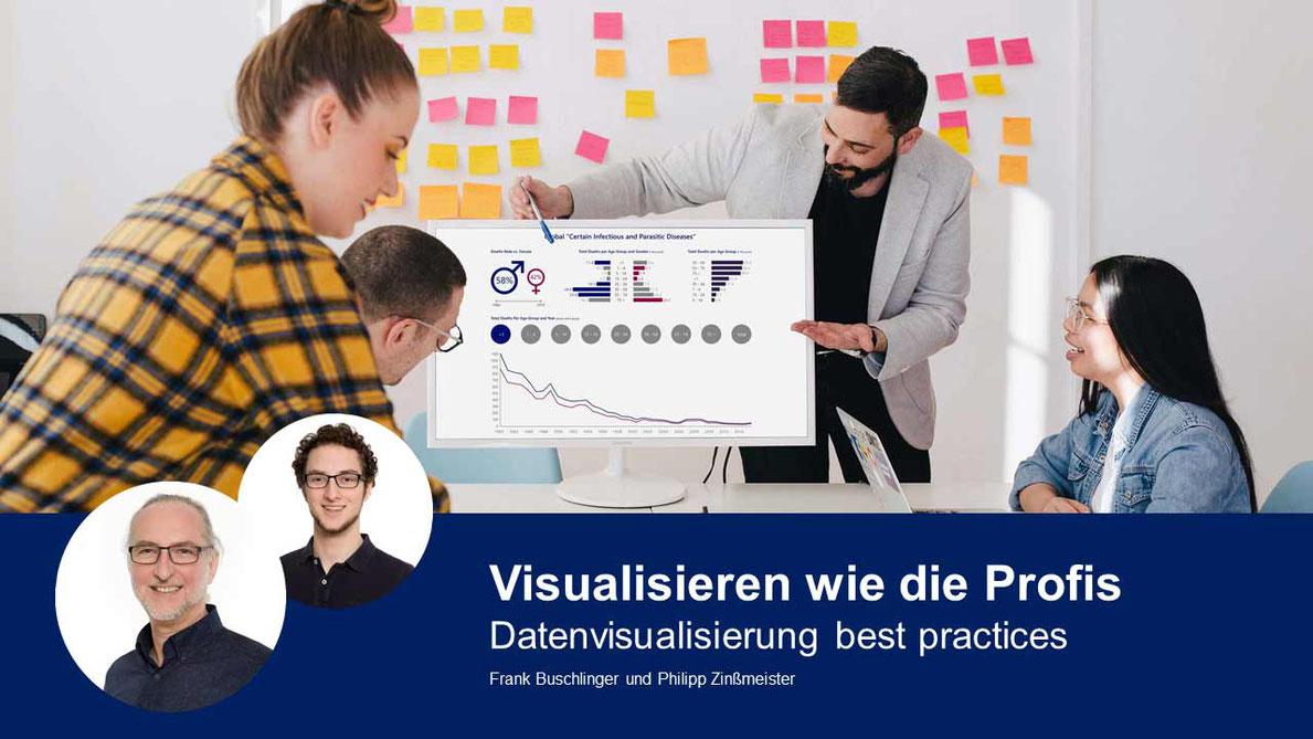 Data Visulization, Saarland, medinix, Online Seminar