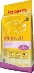 Josera Miniwell — корм для взрослых собак миниатюрных пород
