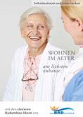 3A-Bad Flyer für die Pflegewirtschaft