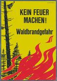Aktuelle Waldbrandgefahr