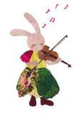 横浜市青葉区青葉台バイオリン・ビオラ教室 初心者のレッスン