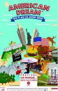 Tentes du Nord - Auvents au Festival du Monde de Saint Gratien - 2015