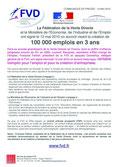 Pour en savoir plus sur l'Accord cadre de coopération entre l'Etat, la Fédération de la Vente Directe et Pôle emploi en 2010
