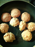 ハス ハンバーグ レシピ