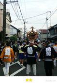 vwkaz69さん: 常陸太田祭り