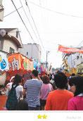 しましまさん: 浅間神社例大祭