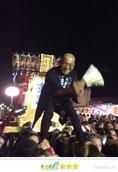 弾正睦さん: 岩井祇園祭