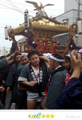 ともチンっ♪さん:花畑大鷲神社大祭