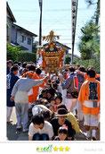 八重垣写真館さん: 松山神社祭礼