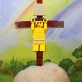 Gottes Sohn am Kreuz