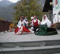 Ballerini Tiziana Tolu,  Daniela Atzeni  roberto carrus